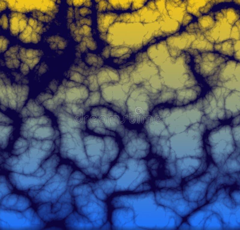 ενισχυμένος οργανικός ι&s διανυσματική απεικόνιση