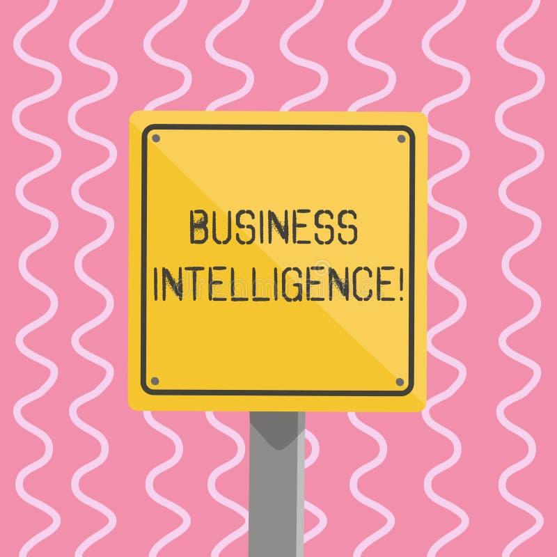 Σημάδι κειμένων που παρουσιάζει επιχειρηματική κατασκοπεία Εννοιολογικές στρατηγικές και τεχνολογίες φωτογραφιών που χρησιμοποιού απεικόνιση αποθεμάτων