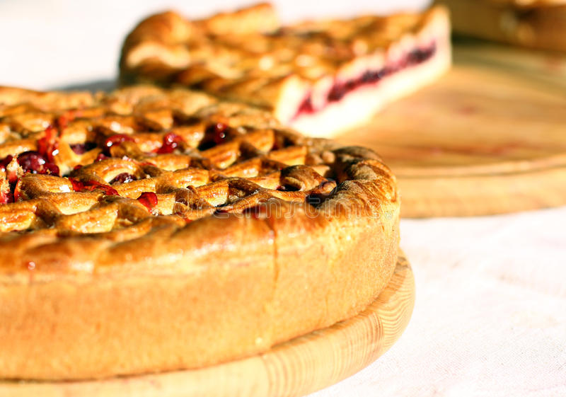 Εννοιολογική εικόνα για τις γλυκές επιχειρησιακές πίτες ψησίματος στοκ εικόνα