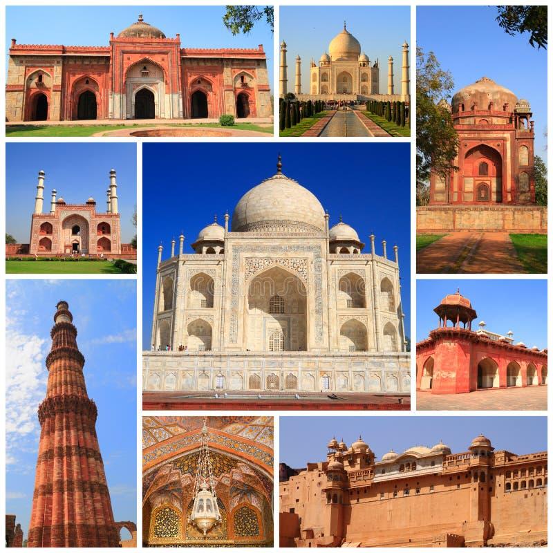 Εντυπώσεις της Ινδίας στοκ εικόνες