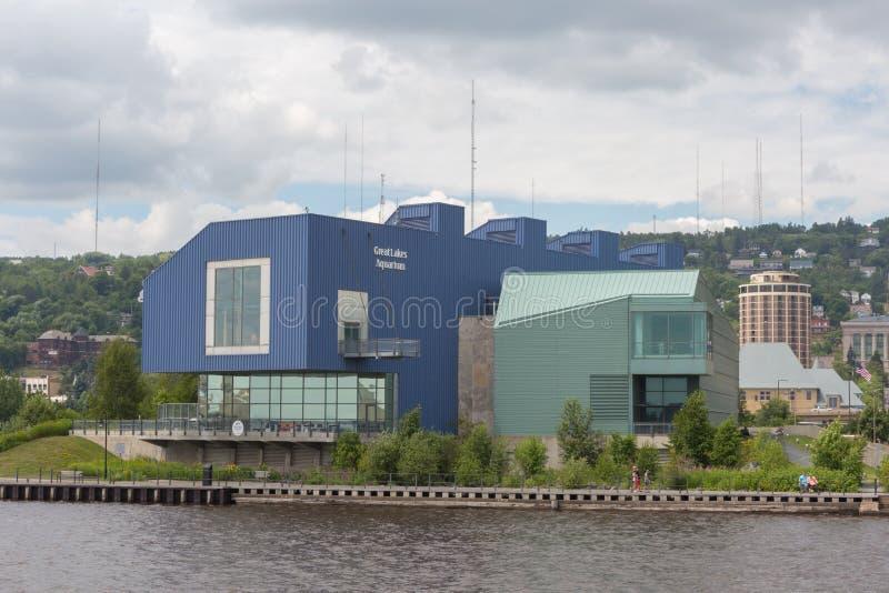 Ενυδρείο Great Lakes στοκ φωτογραφία με δικαίωμα ελεύθερης χρήσης