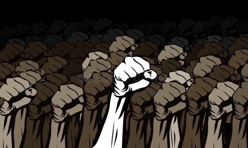 ενότητα δύναμης απεικόνιση αποθεμάτων