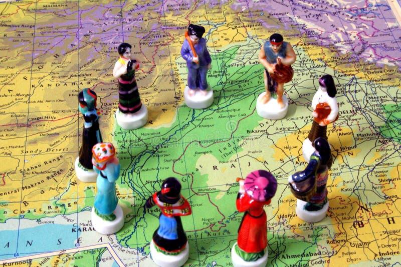 ενότητα στοκ εικόνα