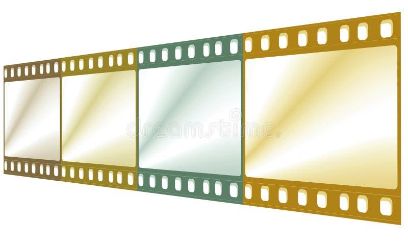 Εξέλικτρο ταινιών στοκ φωτογραφία