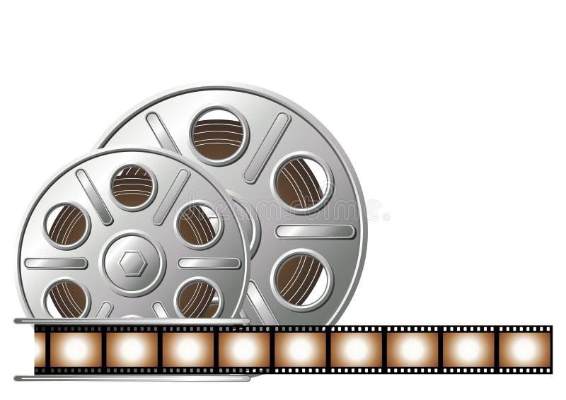 εξέλικτρο 01 ταινιών ελεύθερη απεικόνιση δικαιώματος