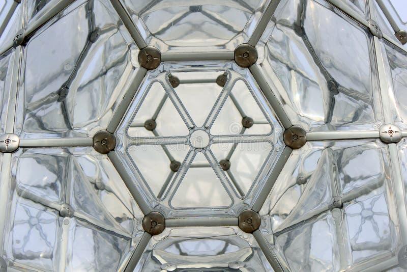 Εξαγωνικός γεωμετρικός στοκ εικόνες