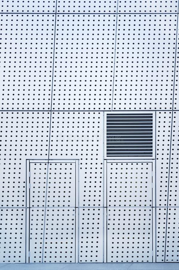 Εξαεριστήρας και πόρτα στοκ φωτογραφίες