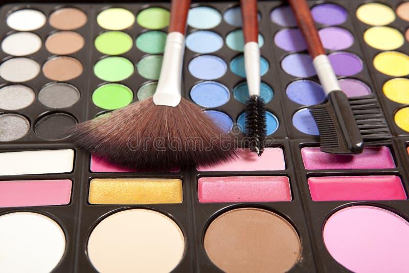 Εξαρτήματα Makeup στοκ φωτογραφίες