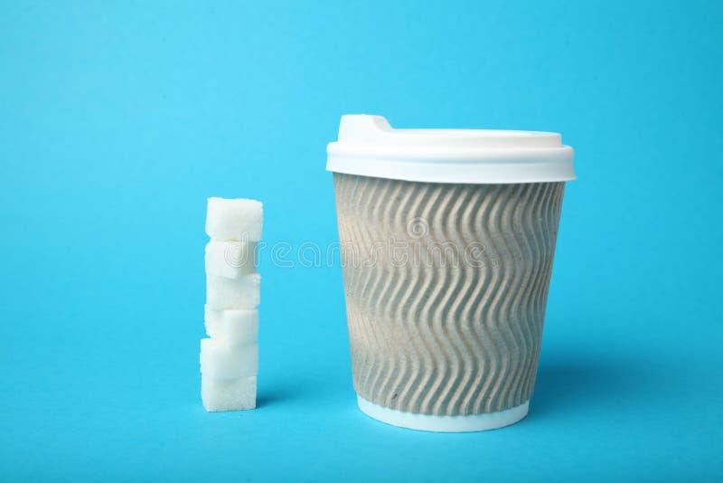 Εξαρτημένος ποτών ζάχαρης, υδατάνθρακας Μαγειρική αλλεργία στοκ φωτογραφίες με δικαίωμα ελεύθερης χρήσης
