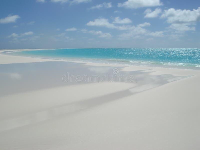 Εξασθένιση στον ωκεανό στοκ φωτογραφία με δικαίωμα ελεύθερης χρήσης