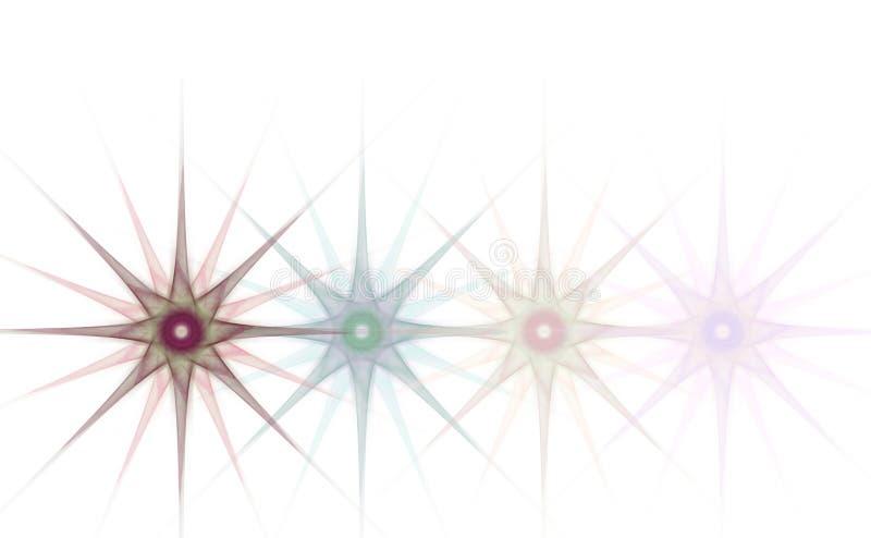 εξασθενίζοντας γραφικά &al διανυσματική απεικόνιση