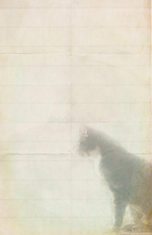 εξασθενισμένος αιλου&rho διανυσματική απεικόνιση