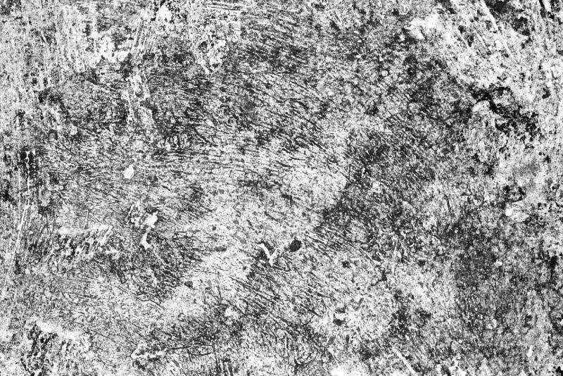Εξασθενισμένο γκρίζο υπόβαθρο σύστασης συμπαγών τοίχων Στενοχωρημένη επιφάνεια πετρών στοκ φωτογραφία με δικαίωμα ελεύθερης χρήσης