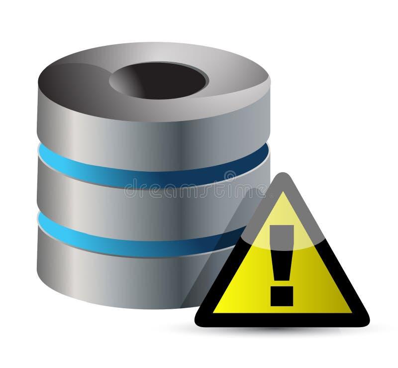 Εξασφαλίστε τη βάση δεδομένων απεικόνιση αποθεμάτων