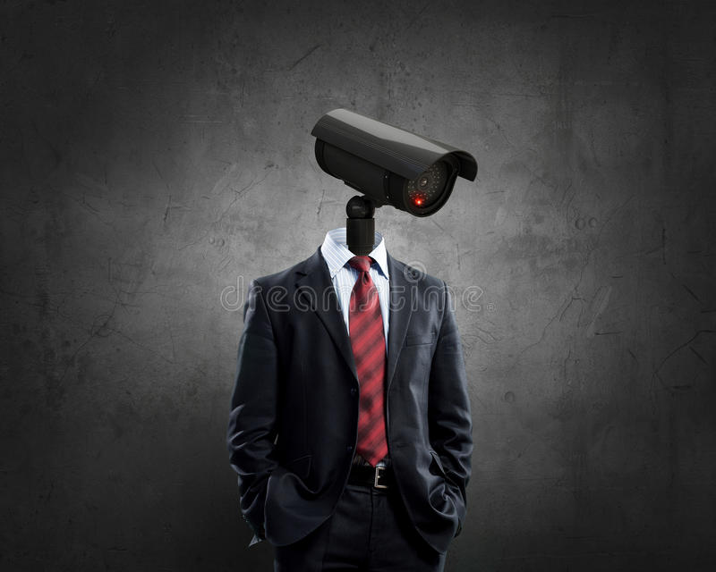 Εξασφαλίστε τη μυστικότητά σας στοκ εικόνες με δικαίωμα ελεύθερης χρήσης