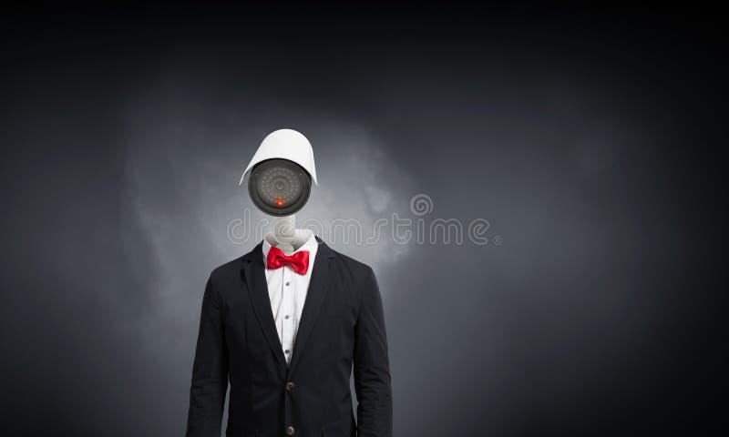 Εξασφαλίστε τη μυστικότητά σας στοκ φωτογραφίες με δικαίωμα ελεύθερης χρήσης