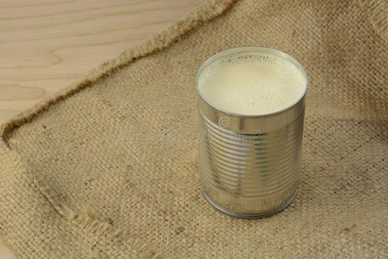 εξατμισμένο γάλα στοκ φωτογραφία με δικαίωμα ελεύθερης χρήσης