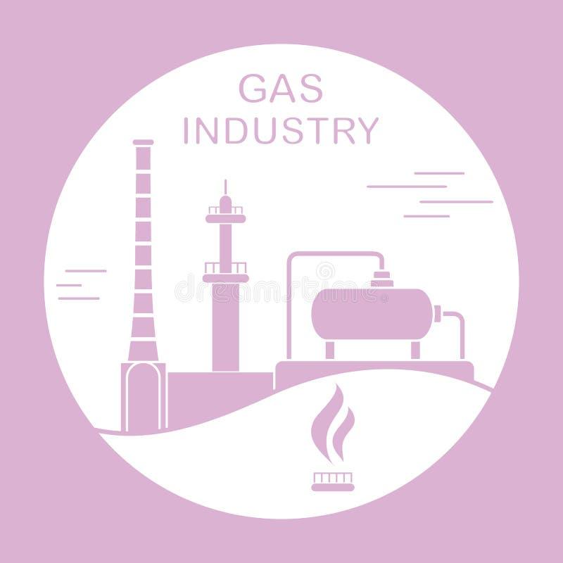 Εξοπλισμός βιομηχανίας φυσικού αερίου Εξαγωγή, επεξεργασία απεικόνιση αποθεμάτων