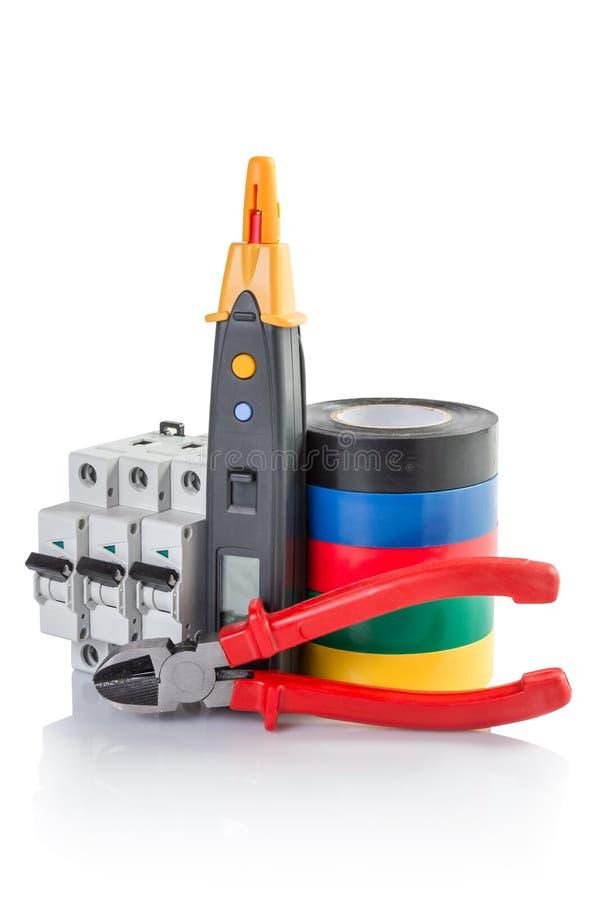 Εξοπλισμός ηλεκτρικής ενέργειας στοκ εικόνα με δικαίωμα ελεύθερης χρήσης