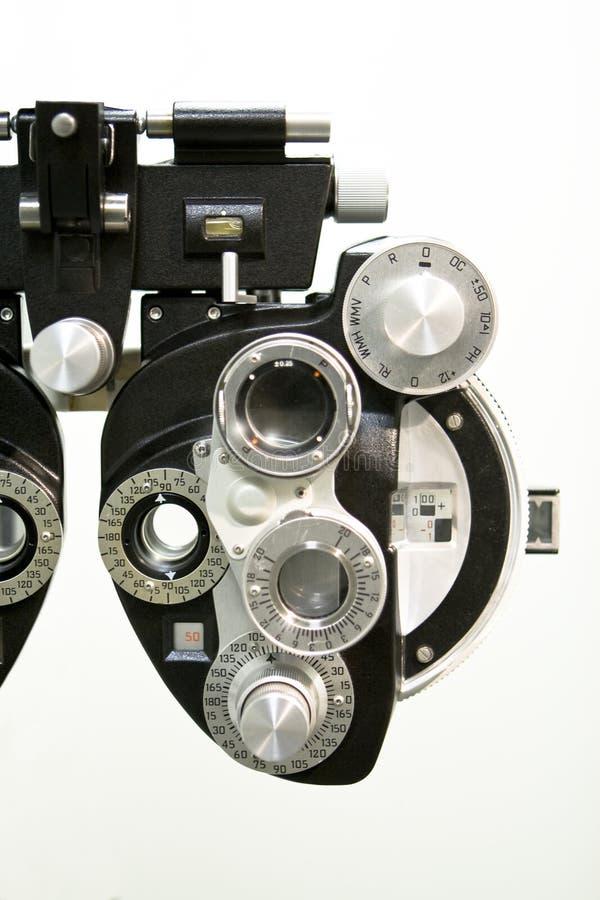 εξοπλισμός οπτικομετρι στοκ φωτογραφίες