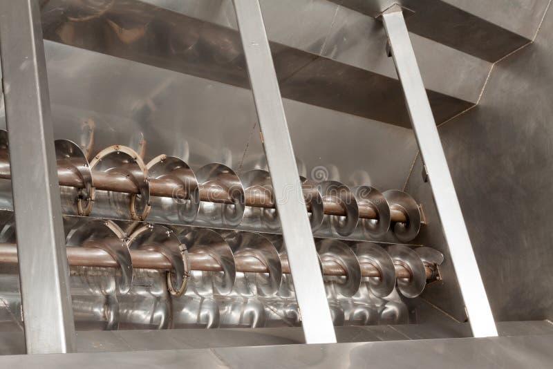 Εξοπλισμός για την παραγωγή του κρασιού στοκ φωτογραφίες με δικαίωμα ελεύθερης χρήσης