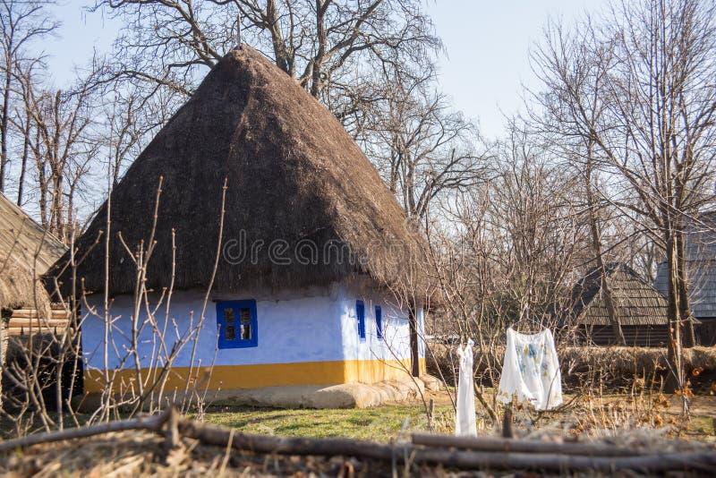 Εξοχικό σπίτι επαρχίας στοκ φωτογραφίες