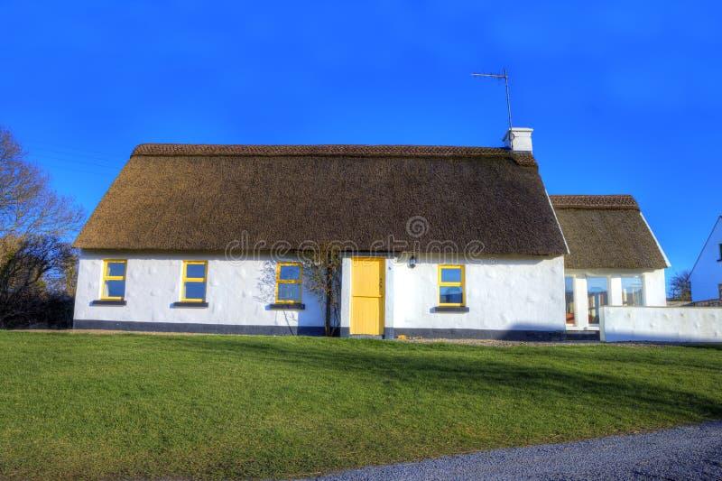 εξοχικό σπίτι Ιρλανδία ιρ&lambd στοκ εικόνες με δικαίωμα ελεύθερης χρήσης