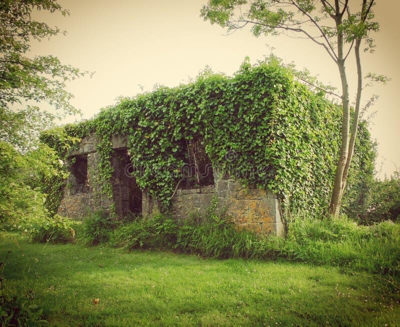 Εξοχικό σπίτι του YE olde στοκ εικόνες με δικαίωμα ελεύθερης χρήσης