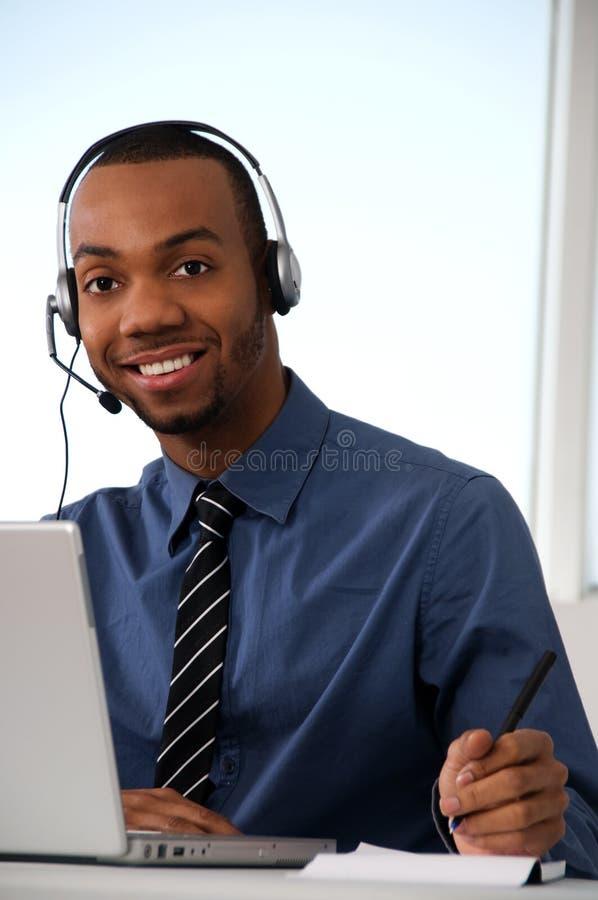 εξυπηρέτηση πελατών στοκ εικόνα