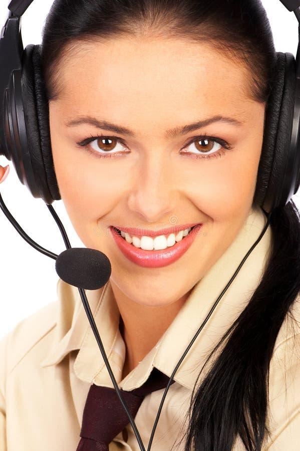 εξυπηρέτηση πελατών στοκ εικόνες