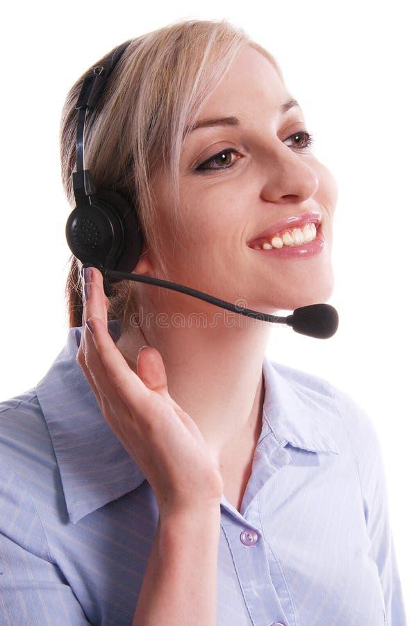 εξυπηρετήσεις πελατών στοκ φωτογραφία με δικαίωμα ελεύθερης χρήσης