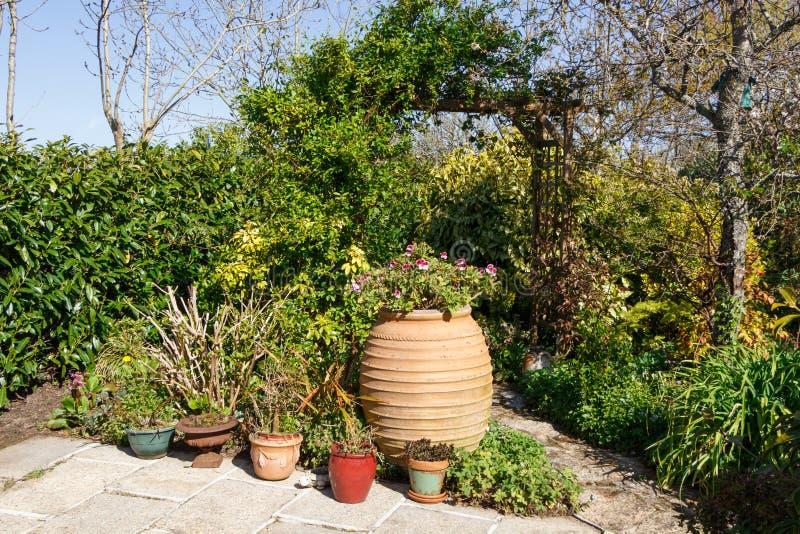 Εξωραϊσμένος κήπος στοκ φωτογραφίες