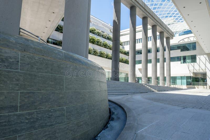 Εξωτερικοί πυροβολισμοί της καναδικής πρεσβείας στο Washington DC #4 στοκ εικόνες με δικαίωμα ελεύθερης χρήσης
