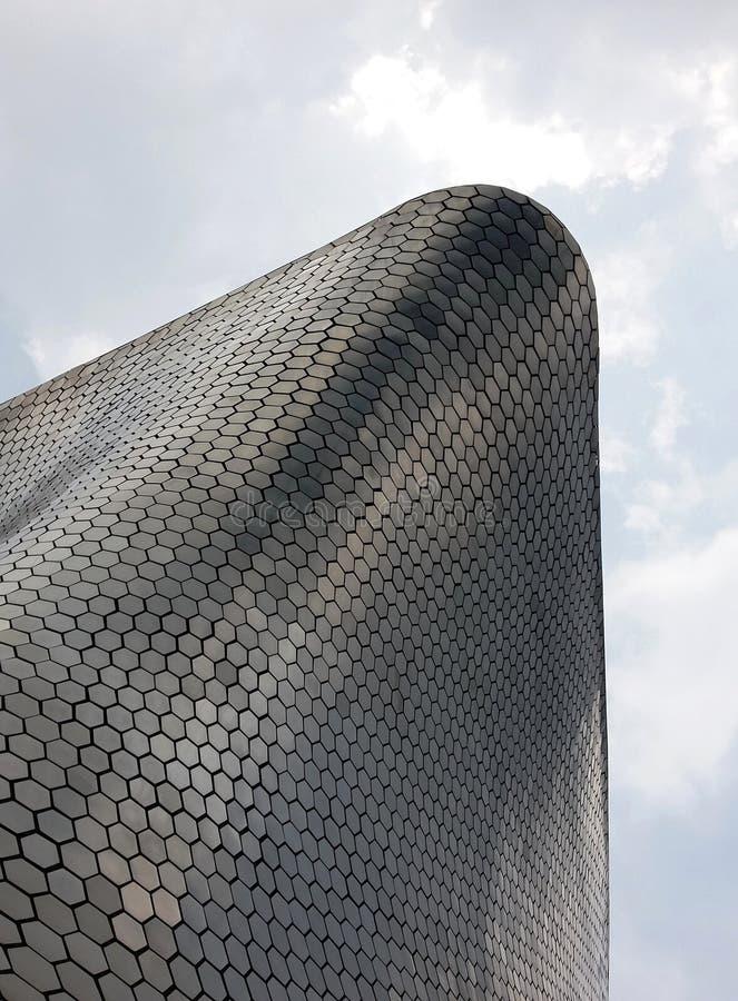 Εξωτερικό του μουσείου Soumaya, Πόλη του Μεξικού, Μεξικό στοκ φωτογραφίες με δικαίωμα ελεύθερης χρήσης
