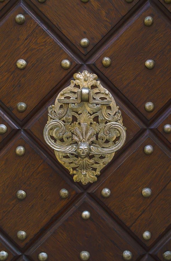 Εξόγκωμα πορτών στοκ φωτογραφία