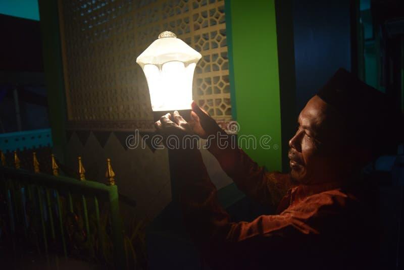 Εορτασμός γενεθλίων του Προφήτης Μουχάμαντ στοκ εικόνα με δικαίωμα ελεύθερης χρήσης