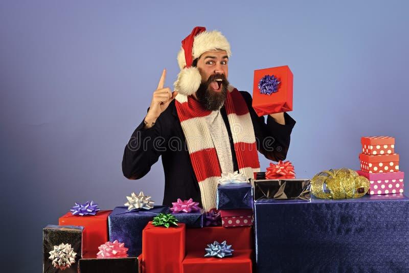 Εορτασμός επόμενης μέρας των Χριστουγέννων και κομμάτων στοκ εικόνα με δικαίωμα ελεύθερης χρήσης