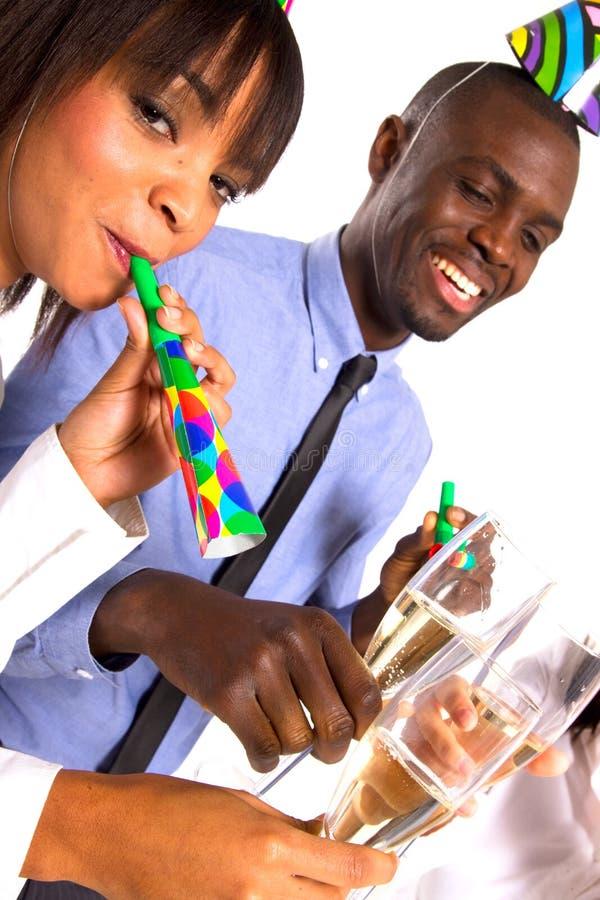Εορτασμός ομάδων εργασίας στοκ εικόνα