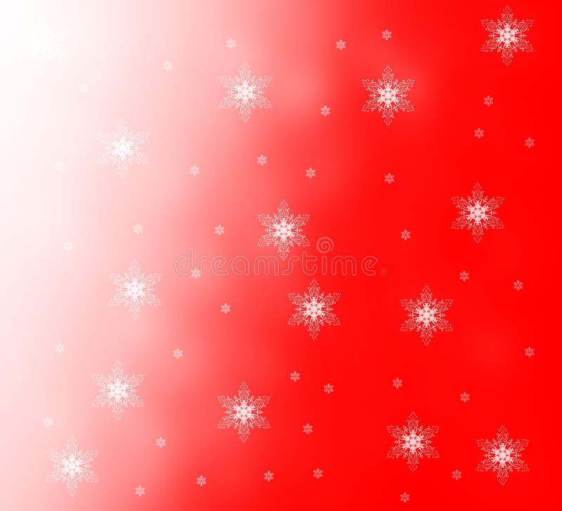 εορταστικά snowflakes απεικόνισης σχεδίου Χριστουγέννων στοκ εικόνες