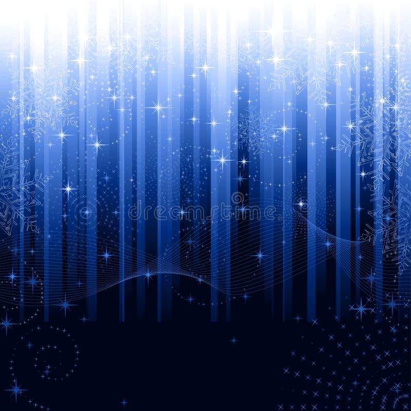 εορταστικός χειμώνας Χρ&iota ελεύθερη απεικόνιση δικαιώματος
