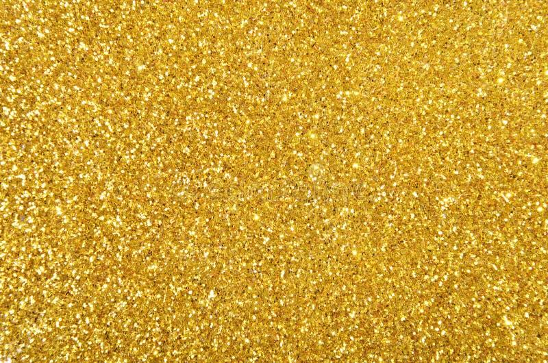 Εορταστικό χρυσό υπόβαθρο τσεκιών στοκ φωτογραφίες με δικαίωμα ελεύθερης χρήσης