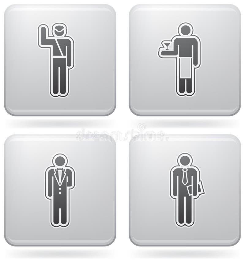 επάγγελμα s ατόμων ελεύθερη απεικόνιση δικαιώματος