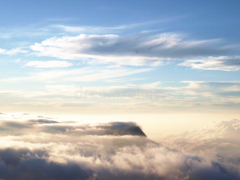 επάνω από τον ουρανό ορίου &s στοκ φωτογραφία με δικαίωμα ελεύθερης χρήσης