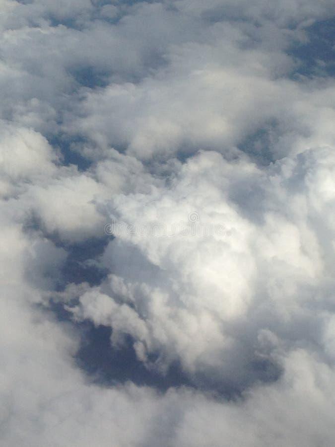 Επάνω στον ουρανό στοκ εικόνα