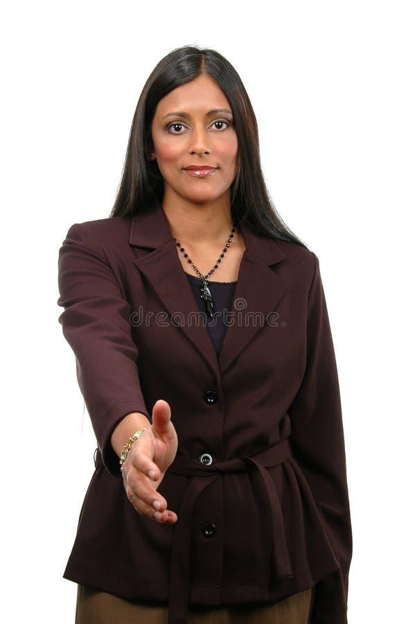 επέκταση της γυναίκας χεριών στοκ φωτογραφίες με δικαίωμα ελεύθερης χρήσης