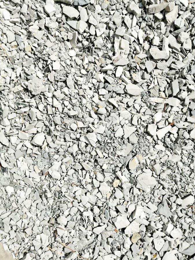Επίγεια πέτρα για τη οικοδομή στοκ εικόνες με δικαίωμα ελεύθερης χρήσης