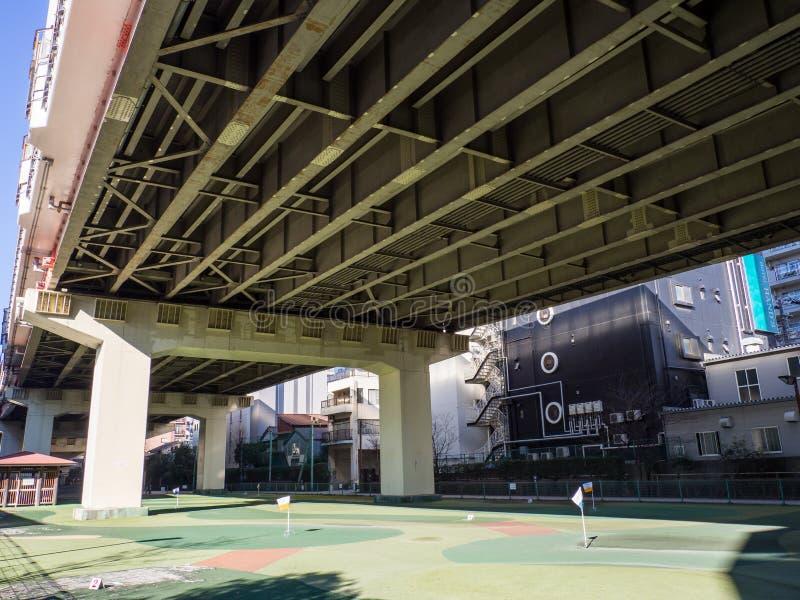 Επίγειο γκολφ, Ιαπωνία στοκ φωτογραφία με δικαίωμα ελεύθερης χρήσης