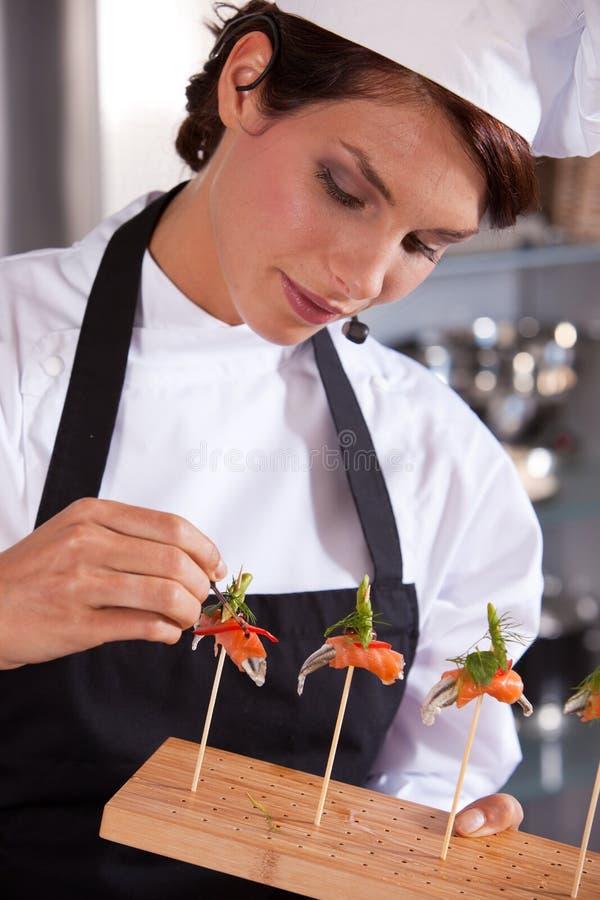 επίδειξη μαγειρέματος στοκ φωτογραφία με δικαίωμα ελεύθερης χρήσης