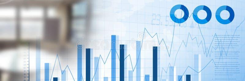 Επίδραση μετάβασης στις στατιστικές ιστογραμμάτων και τα φωτεινά παράθυρα διανυσματική απεικόνιση