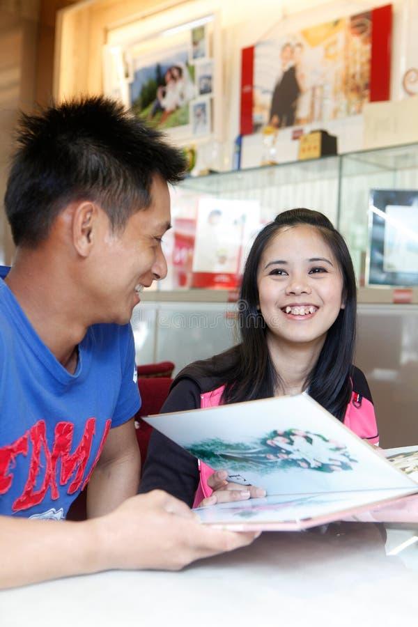 Επίκεντρο της Ταϊβάν: γαμήλιο στούντιο στοκ εικόνα με δικαίωμα ελεύθερης χρήσης